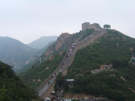 Jinshanling Great Wall: The great wall.....amazing