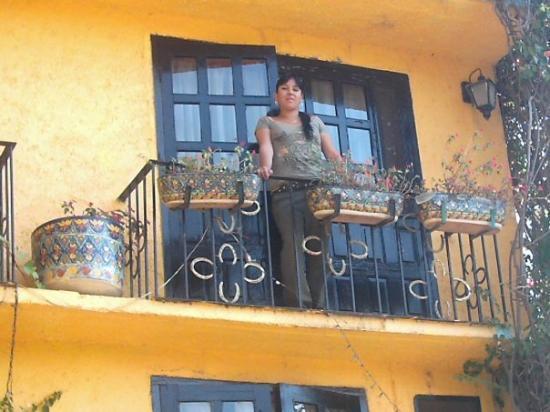 EN HOTELITO EN VALLE DE BRAVO MEX