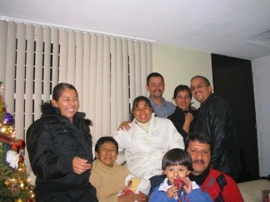 โตลูกา, เม็กซิโก: NUESTRA PRIMERA NAVIDAD JUNTOS RODO YO Y MI FAMILIA 2005