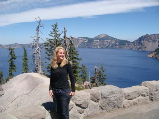 Crater Lake National Park: Crater Lake