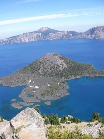 Crater Lake National Park ภาพถ่าย