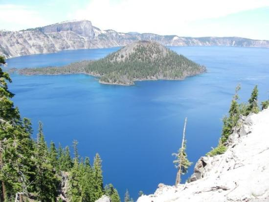 Crater Lake National Park ภาพถ่าย