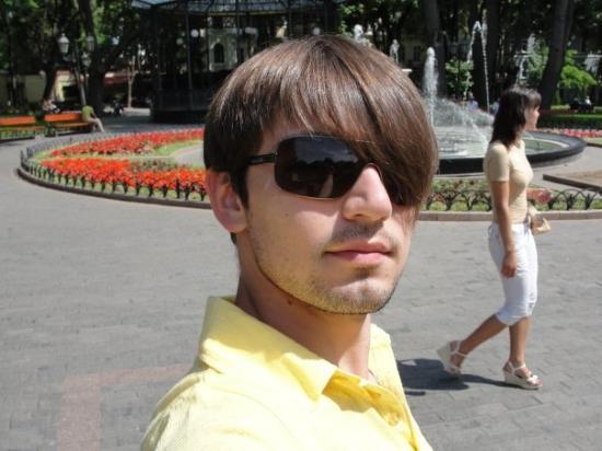 โอเดสซา, ยูเครน: Me again
