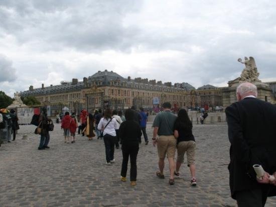พระราชวังแวไซล์ส: Versailles Palace