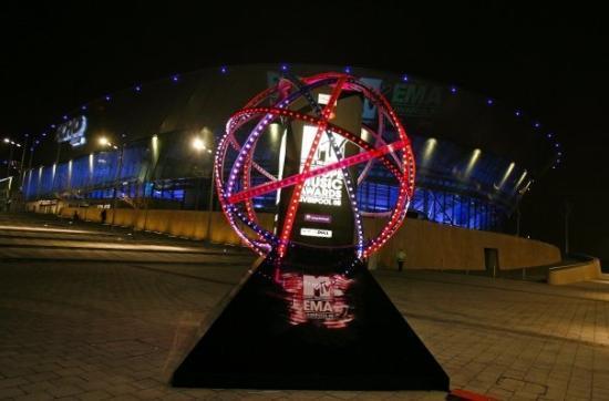 ลิเวอร์พูล, UK: The Echo Arena by night :)