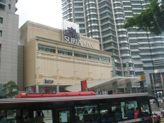 Suria KLCC Mall ภาพถ่าย