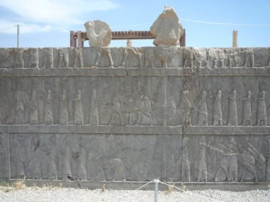 Persepolis ภาพถ่าย