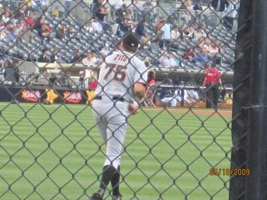 ซานดีเอโก, แคลิฟอร์เนีย: The losing pitcher