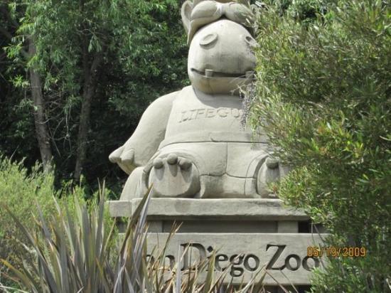 ซานดีเอโก, แคลิฟอร์เนีย: San Diego zoo