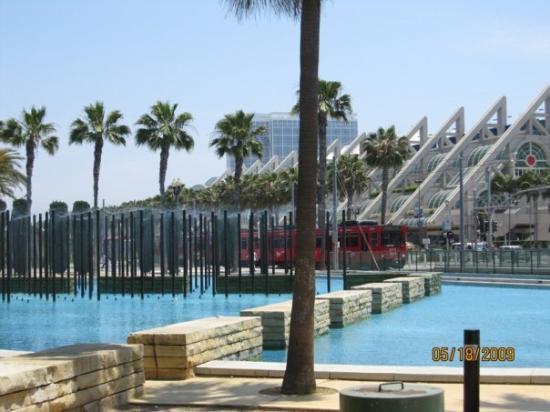 ซานดีเอโก, แคลิฟอร์เนีย: convention center