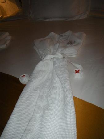 พลายาเดลคาร์เมน, เม็กซิโก: Robes all ready!
