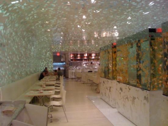 โรงแรมซีซาร์ พาเลส: Casear's Beijing Noodle No. 9