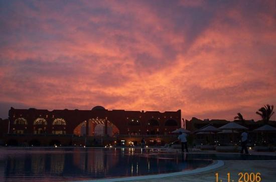 มาร์ซาอะลาม, อียิปต์: Sunset, Marsa Alam, Egitto
