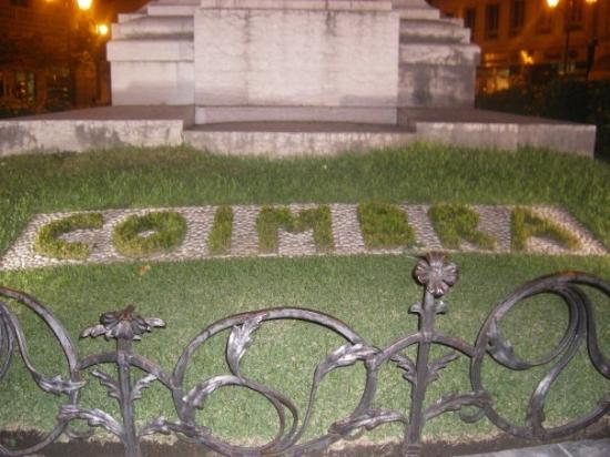 โกอินบรา, โปรตุเกส: Coimbra, une ville que j'adore :)