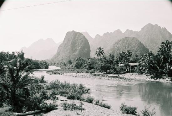 วังเวียง, ลาว: Vang Vieng, Laos Nov. 2002