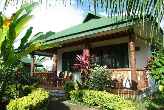Amoa Resort: Room exterior