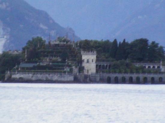 สเตรซา, อิตาลี: Ile en plein Lac Majeure.