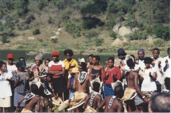 เดอร์บัน, แอฟริกาใต้: Afrique du Sud (Durban) septembre 2003