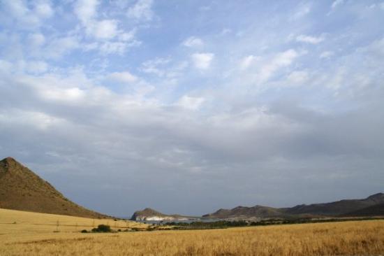 แอลเมเรีย, สเปน: de camino a Genobeses