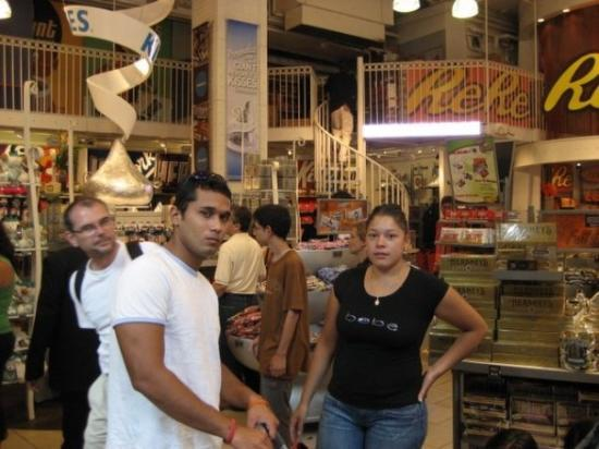 Hershey's Chocolate World Times Square ภาพถ่าย