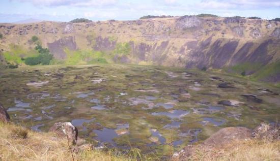 เกาะอีสเตอร์, ชิลี: otro volcan