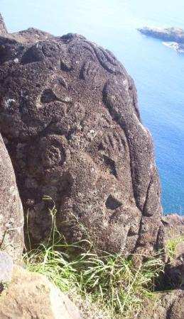 เกาะอีสเตอร์, ชิลี: mas jeroglificos