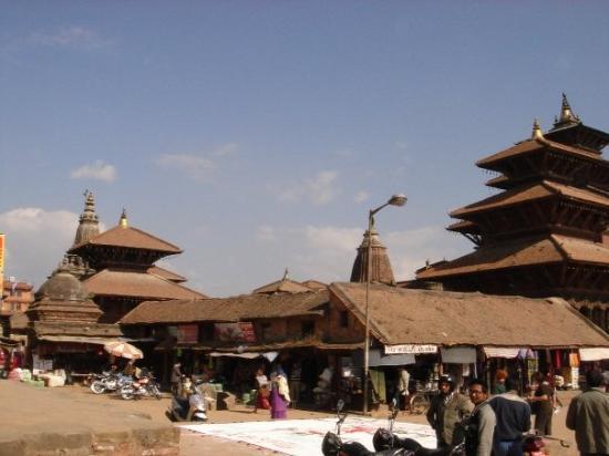 ปาตัน, เนปาล: Durbar Square de Patan