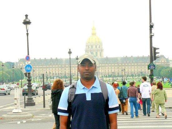 พิพิธภัณฑ์ทหาร: City of Lights, Paris, 2007 Sept