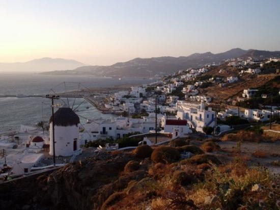 มีโกนอส, กรีซ: mykonos