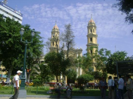 centrum van Piura
