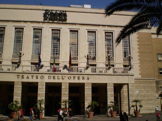 罗马歌剧院