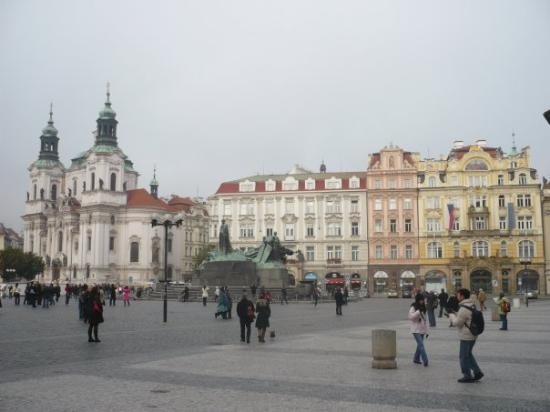 Old Town Square: L'une des plus belle place au monde...enfin pour moi !