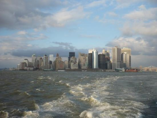 Manhattan Skyline: Manhattan