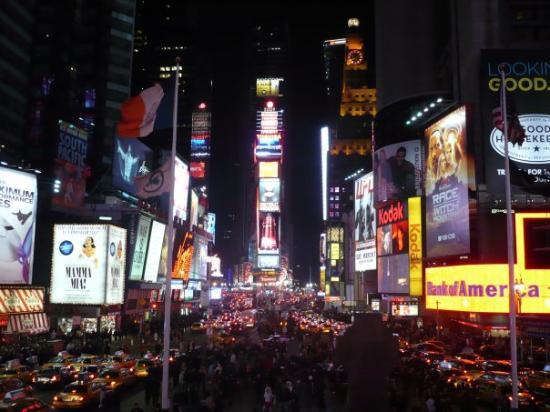 จตุรัสไทม์ส: Times Square !!!! dla pure bombe !!!