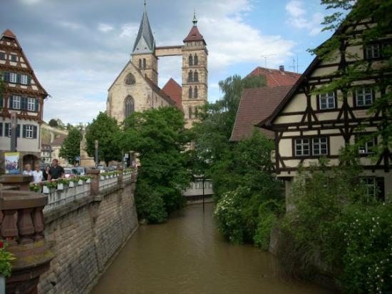 Esslingen am Neckar, เยอรมนี: beautiful...
