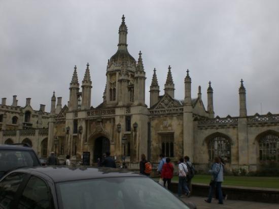 เคมบริดจ์, UK: King's college