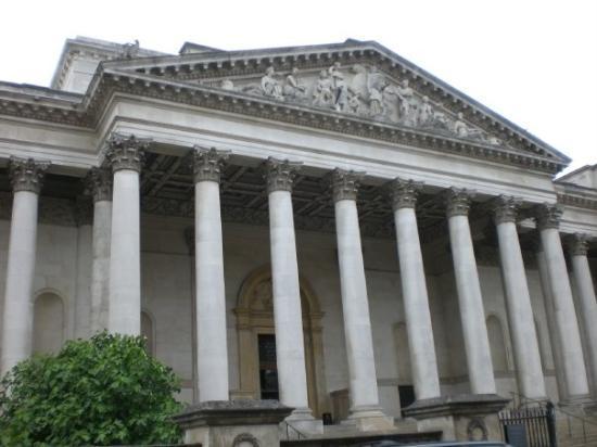 เคมบริดจ์, UK: Fitzwilliam Museum  eh oui Jérémy je suis allé dans un musée lol
