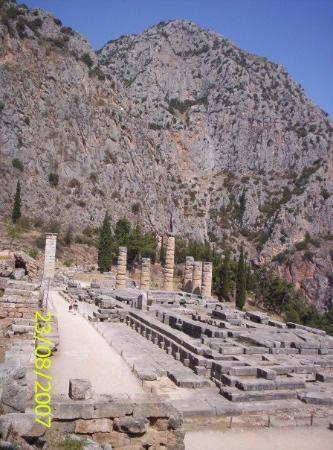Mount Parnassus ภาพถ่าย