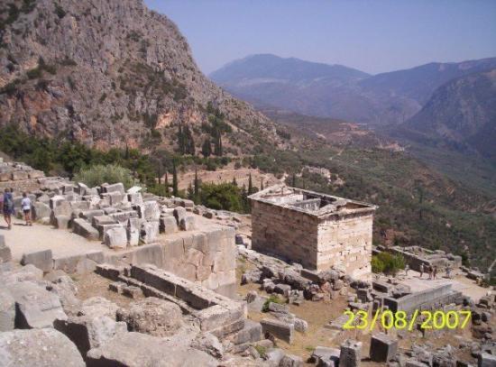 Temple of Apollo ภาพถ่าย