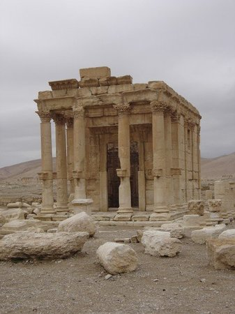 Temple of Baal Shamin