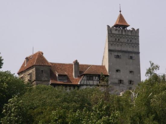 Castelul Bran - Le château de Vlad Ţepeş (alias Dracula ^^)