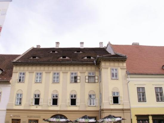 ซีบีอู, โรมาเนีย: Sibiu