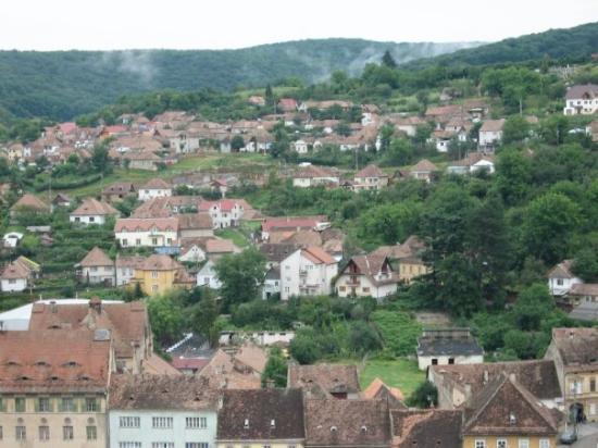 Sighisoara, โรมาเนีย: Sighişoara