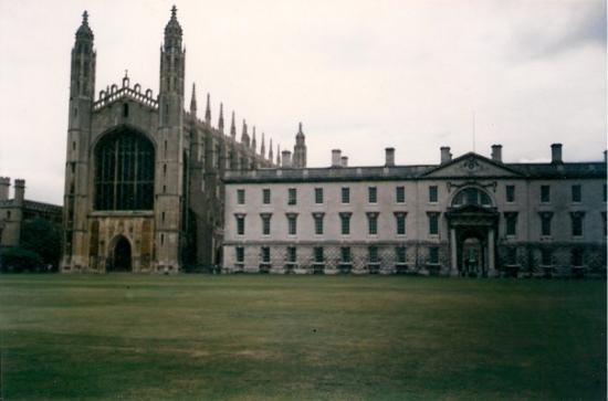 เคมบริดจ์, UK: King´s College - Cambridge 1996