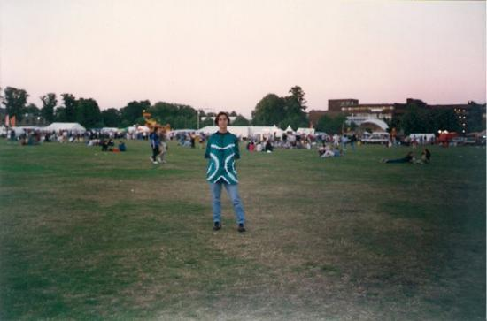 เคมบริดจ์, UK: Park´s Piece  Cambridge (1996)