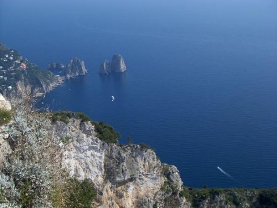 คาปรี, อิตาลี: Breathtaking from Anacapri