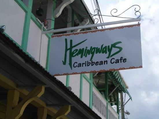 เซนต์จอห์นส์, แอนติกา: Hemmingways Antigua.