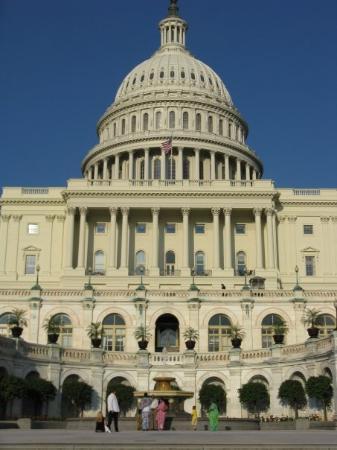U.S. Capitol: the Capitol
