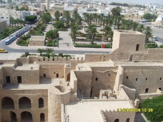 Monastir Town-again the amazing view