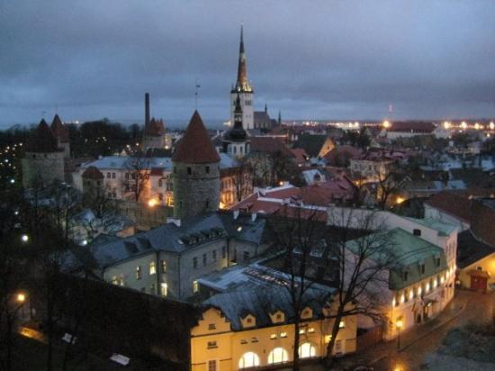 ทาลลินน์, เอสโตเนีย: Tallin
